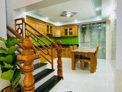 Qua NHẬT bán nhà Ng Thị Minh Khai,Q3,68m2/1,150 tỷ