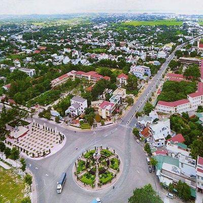 Via Thần Tài lô góc 2 mặt tiền kdc Nguyễn Thái Hoc