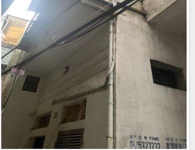 Nhà phố cổ Nam Ngư - Hoàn Kiếm 30m2. 4T ngõ rộng