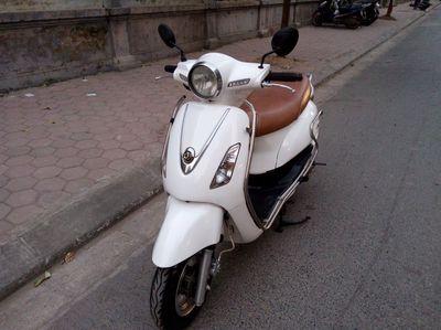 SYM Attila FI elizabeth màu trắng nguyên bản-212