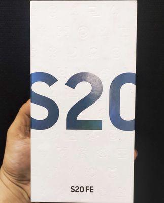 Samsung galaxy s20 fe màu xanh navy 256 gb