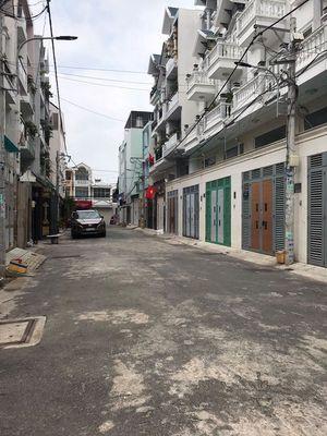 Đất hẻm Tòa Án 8m sát mặt tiền Phạm Huy Thông