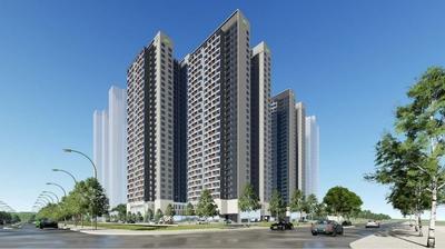 Chung cư Charm City 69m² 2 PN