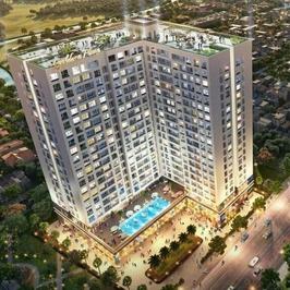 Chung cư Goldora Plaza 68m² 2PN 2WC NTCB