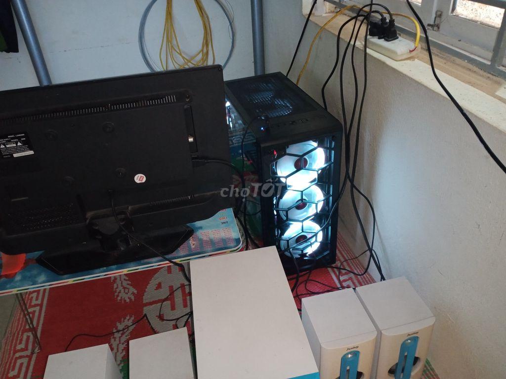 0389875050 - Máy tính PC Server đồ hoạ, chiến game cực tốt