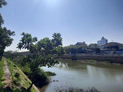 Bán đất mặt tiền đường 6.5m biệt thự Đảo Nổi