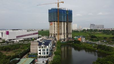 Chung cư FlC Garden City 49m² 1PN
