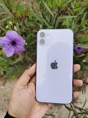 Apple iPhone 11 64 GB tím cty VN