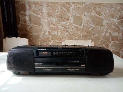 Đài radio cassette p.an.aso.nic rx.f.t 5.60
