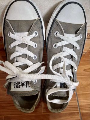 Giày converse nữ real size 36.5