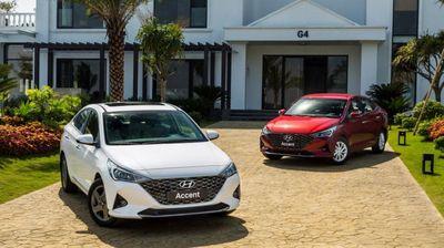 Hyundai Accent 2021 GIÁ TỐT KHU VỰC PHÍA NAM