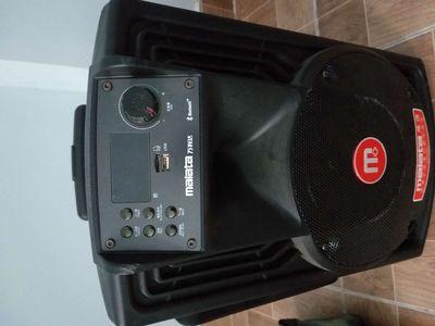 Loa kéo bluetooth karaoke malata M+9018