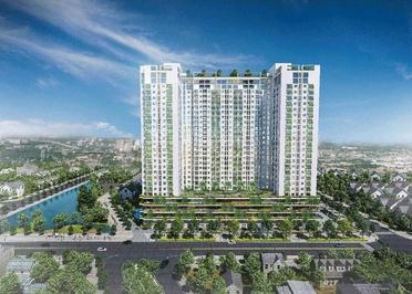 Chung cư giá tốt ởThành phố Qui Nhơn 68m² 2PN.