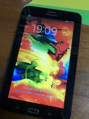 Samsung Tab 3 7inch cho bé xem youtube