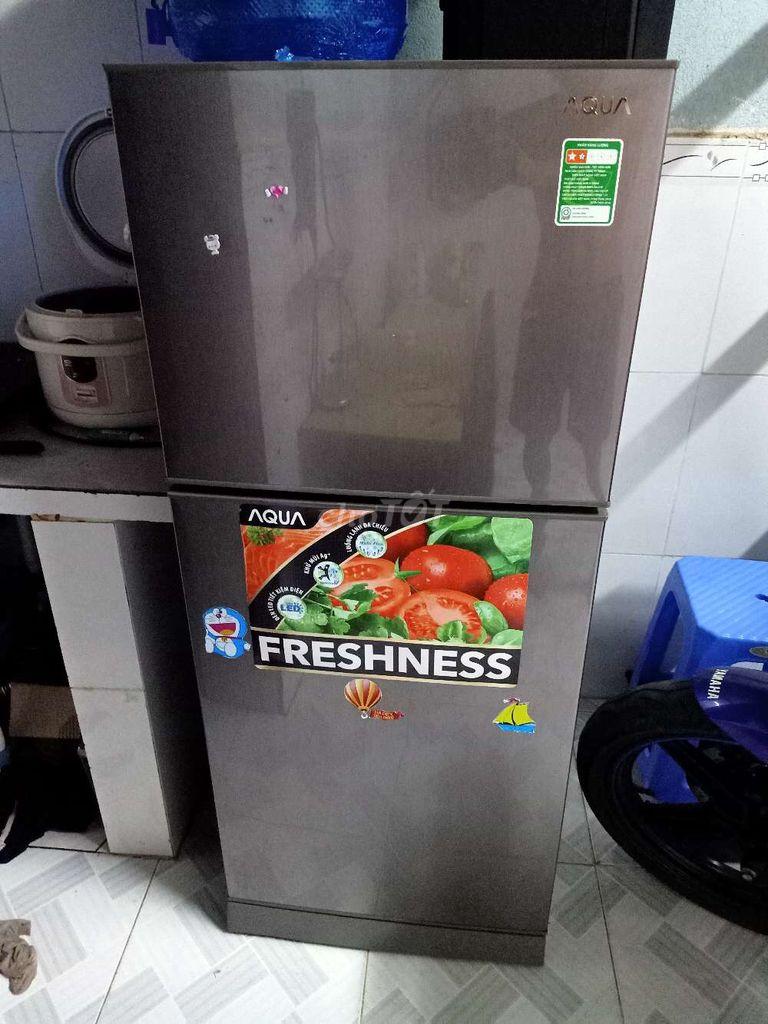 0941031718 - Về quê bán tủ lạnh AQUA 180l mới tinh luôn