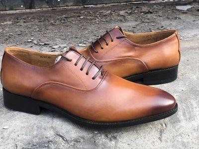 Giày Tây-oxford-patina-cực hiếm-szai—39-40-43