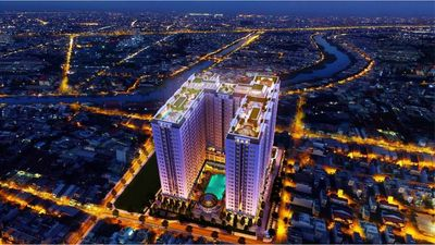 Chung cư Dreamhome Palace 76m² 3PN 2PN giá rẻ