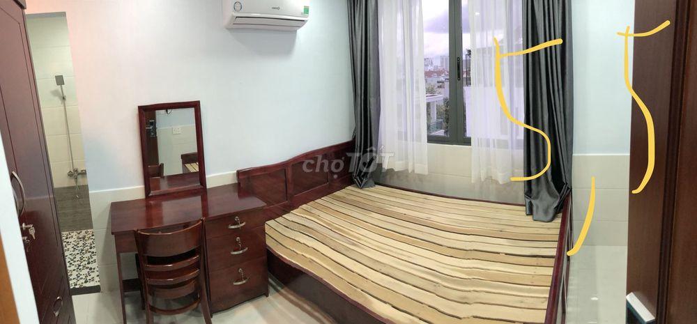 Phòng trọ mới xây như khách sạn 4* full option Q3