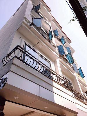bán nhà 35m2-4,5 tầng trường kim đồng-dương nội