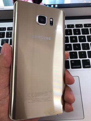 Samsung Galaxy Note 5 vàng 32GB hàng samsung VN