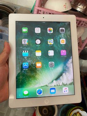 iPad 4 wifi cấu hình mạnh, game và làm việc tốt