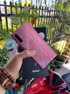 Samsung Galaxy Note 10 SSVN