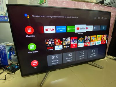 LED SONY 49in X8000E Android, 4K, Wiffi , DVB