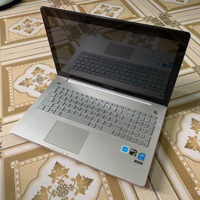 ✅Asus N550J i7 4700MQ-GTX 850M-LCD cảm ứng Full HD