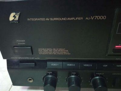 Amply SANSUI AU-V7000 đẹp zin nguyên bản bán rẻ