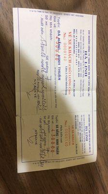 Pass vé Đà Nẵng - Ninh Thuận (ngày 16/2)