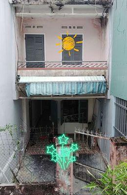 Bán tháo nhà 1 mê nội bộ Hoàng Văn Thụ, Quy Nhơn