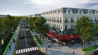 bán nhà phố trung tâm thành phố uông bí