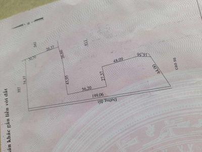 Đất Thị xã Bình Long 8.156m2