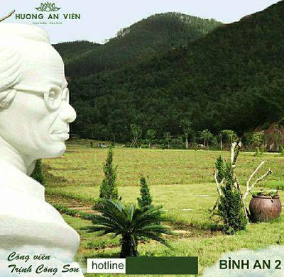 Đất nghĩa trang Hương An Viên _đã có sổ