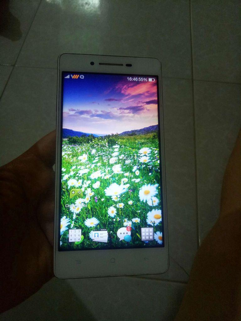 0765312900 - Oppo R829 16G màn 5,3in ngoại hình đẹp như mới