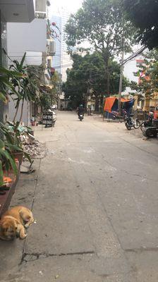 Chính chủ bán lô đất tổ 5 Phú Lãm oto đỗ cửa