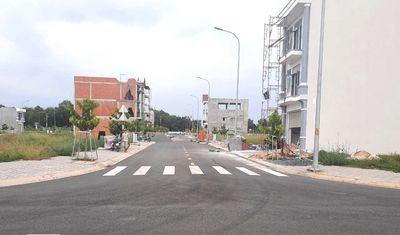 Đất tân uyên 880Tr ngay chợ Quang Vinh 3