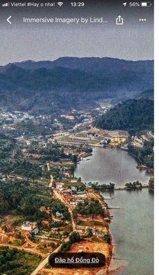 2500m2 đất sinh thái Hồ đồng đò Sóc Sơn giá 1.2ti