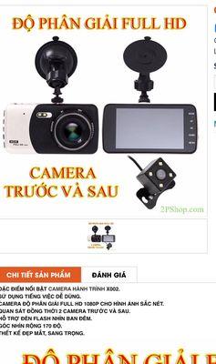 Camera Hành trình oto  x002