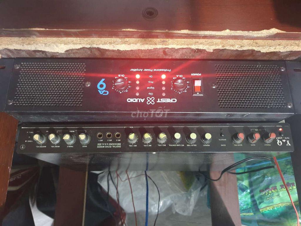 0338540330 - Bán cả 2 đẩy và mixer như hình