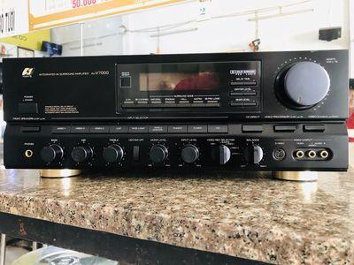 Ampli Sansui AU-V7000  CS 245W chạy 10 sò than.