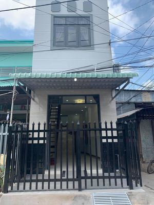 Bán nhà trung tâm Ô Môn - 1 trệt 1 lầu - Giá tốt
