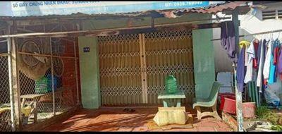 Bán nhà gần bến phà Sa Đéc 480tr