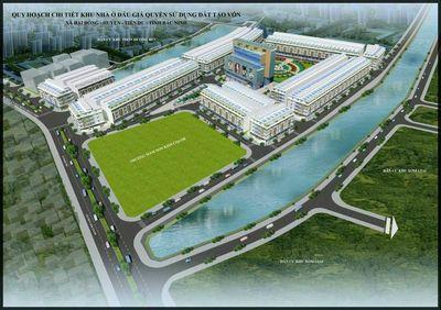 Đất nền Dự án Dương Húc, Bắc Ninh 90m2