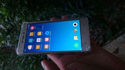 Xiaomi Redmi 3s  Vàng ram 3G bộ nhớ 32 GB