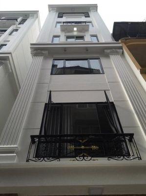 7 tầng VIP+ thang máy, khu cao cấp 36 Đào Tấn, ĐẸP