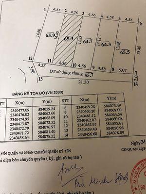 Bán lô đất 64m2 giá 1.2 tỷ tại Vân Nội, Đông Anh