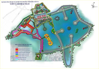 Vườn Vua Resort & Villas 284m² giá 3,8 tỷ