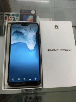 Huawei nova 3e 4GB/64GB Fullbox đẹp keng