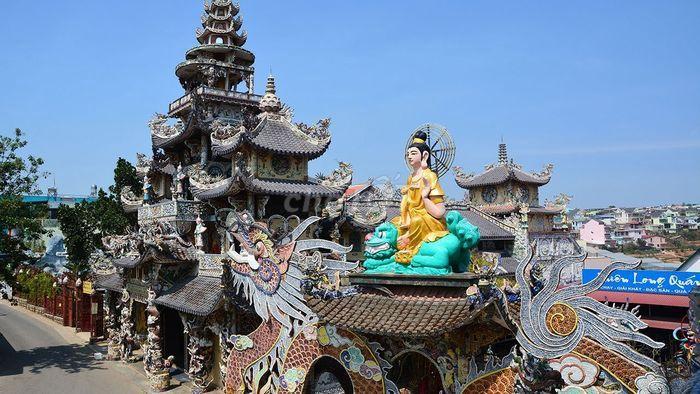 TOUR GHÉP HÀNH HƯƠNG ĐÀ LẠT - Khởi hành Đà Nẵng